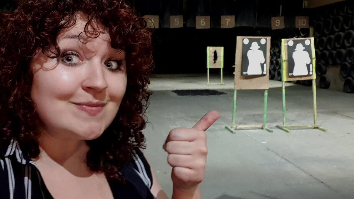 Spełniam marzenie i… strzelam! I Etap #Chcętoprzeżyć od Katalog Marzeń – relacja