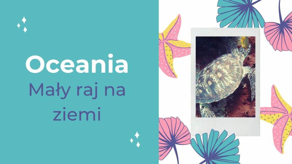 Oceania - Fidżi - Zakręcona Podróżniczka