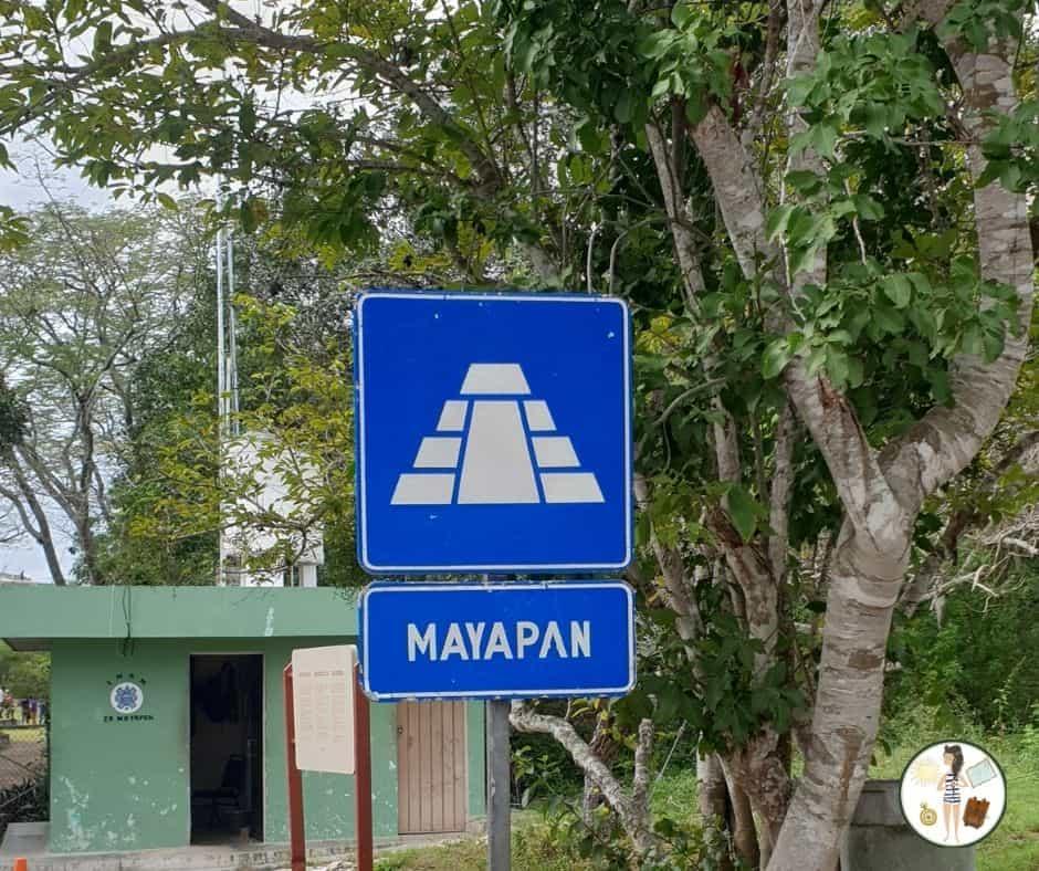 Ile kosztuje wstęp do piramid Mayapan? Zakręcona Podróżniczka