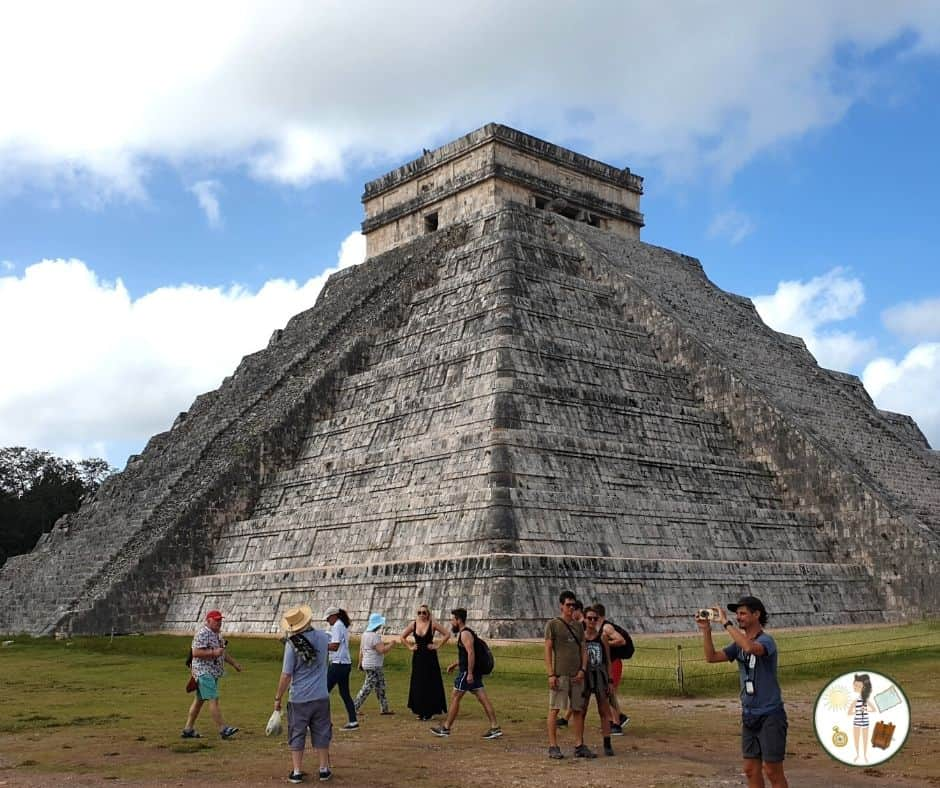 Meksyk - Chichen Itza - Zakręcona Podróżniczka